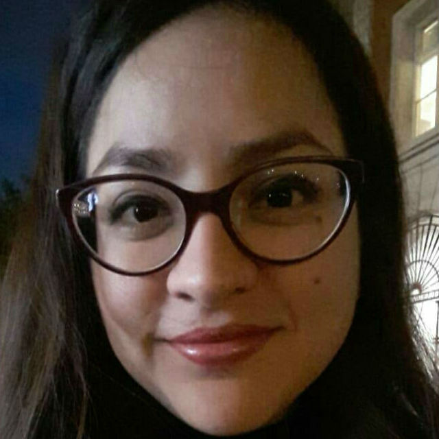 Veronica, Ecuador, Imperial College Graduate and Community Member